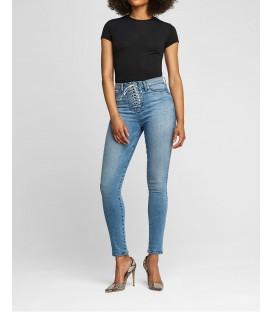 BULLOCKS high rise jeans HUDSON JEANS
