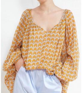 FAUVE blouse ocre
