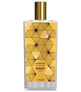 MEMO PARIS Luxor oud vaporisateur 75ml eau de parfum