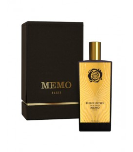 MEMO PARIS French Leather vaporisateur 75ml eau de parfum