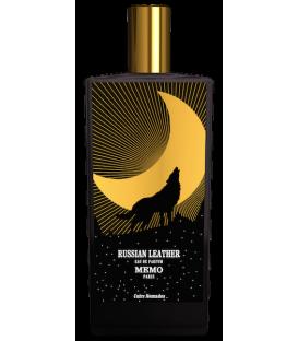 MEMO PARIS Russian Leather vaporisateur 75ml eau de parfum
