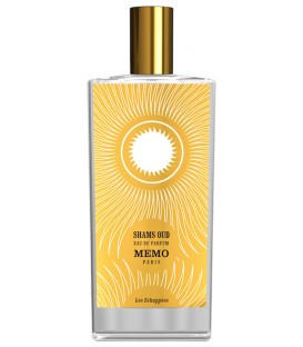 SHAMS OUD 75ml MEMO PARFUMS PARIS