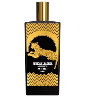 AFRICAN LEATHER 75ml MEMO PARFUMS PARIS