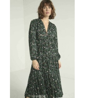 WOODSTOK robe longue bohème Charlie Joe