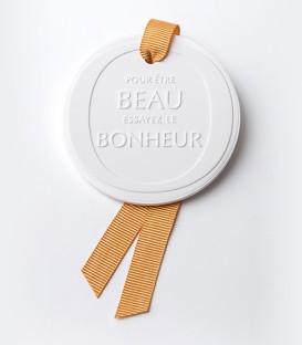 PORTE BONHEUR céramique à parfumer BEAU BONHEUR MAISON Le Lavandou