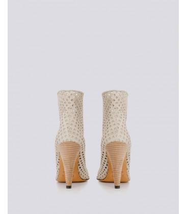 HIRSON boots ecru IRO PARIS