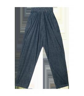 GAUCHO pantalon jeans MES DEMOISELLES PARIS