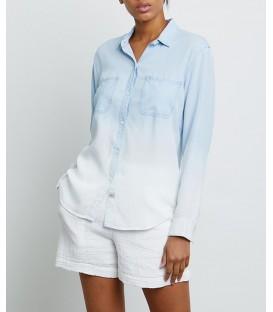 CARTER chemise light vintage dip dye RAILS CLOTHING