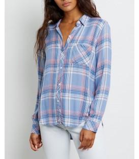 HUNTER chemise harbor pink RAILS CLOTHING
