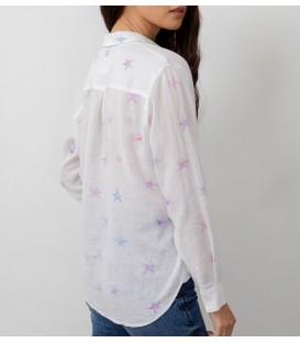 CHARLI chemise tie dye stars RAILS CLOTHING