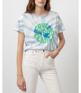 TSHIRT love your planet RAILS CLOTHING
