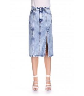 AYPRIL jupe jeans IRO PARIS